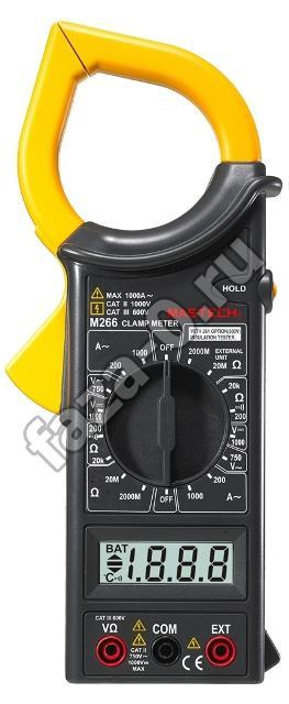 инструкция по применению mastech m266