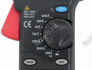 токовые клещи Mastech MS2001