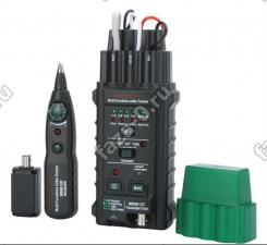 Цифровой тестер сетевых кабелей Mastech MS6813 цена