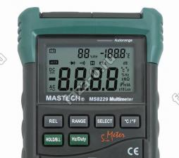 MS8229 Mastech купить