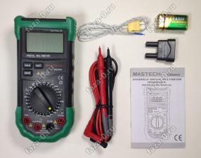 Тестер цифровой Mastech MS8264 цена