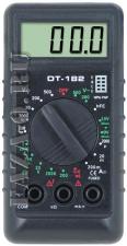 DT182 мультиметр цифровой цена