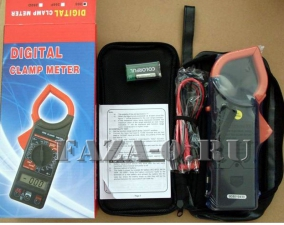 dt 266 clamp meter цена