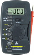 DT300 мультиметр цифровой цена