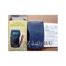 Карманный мультиметр DT300 цена
