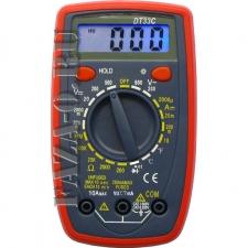 DT33C (DT) мультиметр цифровой