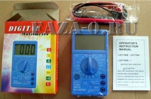DT700D (DT) мультиметр цифровой