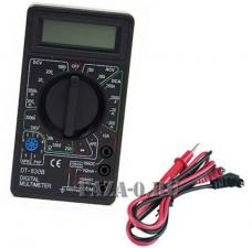 DT830B (DT) мультиметр цифровой