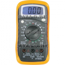 DT858L (DT) мультиметр цифровой