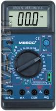 M890C (DT) мультиметр цифровой