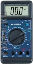 M890D (DT) мультиметр цифровой