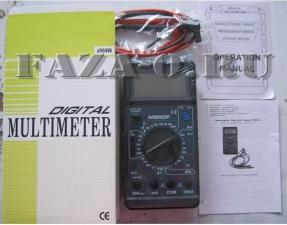 M890F (DT) мультиметр цифровой