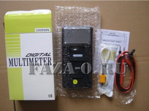 M890G (DT) мультиметр цифровой