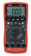 UT60F (UNI-T) мультиметр цифровой
