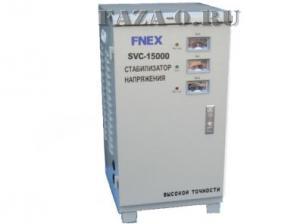 SVC-15000 стабилизатор напряжения однофазный