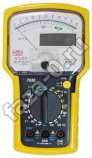 M7030 Mastech мультиметр стрелочно-цифровой цена