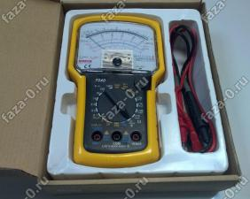 Mastech M7040 мультиметр купить