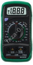 MAS830 мультиметр цифровой Mastech купить