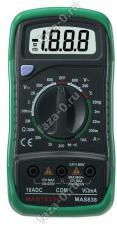 MAS838 мультиметр цена