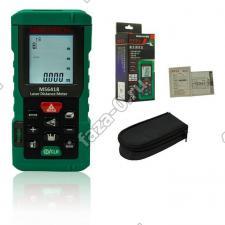 Лазерный дальномер Mastech MS6418 цена