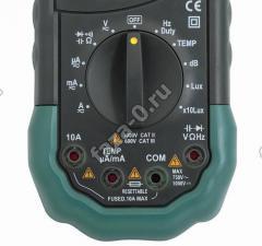 Многофункциональный цифровой мультиметр MS8229 Mastech цена