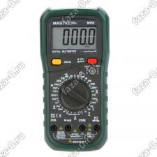 MY65 Mastech мультиметр цифровой цена