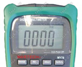 Мультиметр MY78 купить