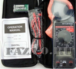 dt266f clamp meter цена
