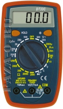 DT33C мультиметр цифровой цена