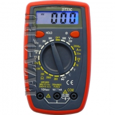 мультиметр DT33C купить