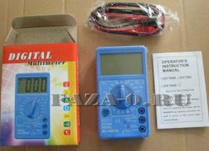 DT700B мультиметр цифровой