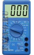 DT700C мультиметр цифровой цена