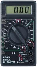 DT831 мультиметр цифровой