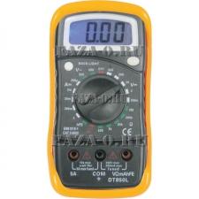 DT858L мультиметр цифровой