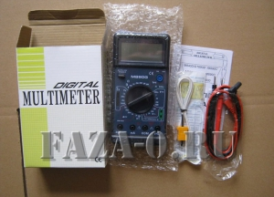 M890G мультиметр цифровой