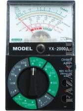 YX2000A мультиметр стрелочный