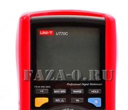 UT70C мультиметр цифровой UNI-T