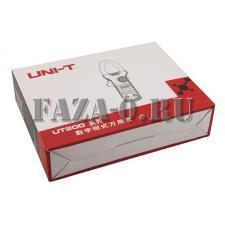 UT208A клещи токоизмерительные UNI-T
