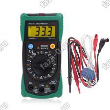 Мультиметр MS8233C Mastech купить