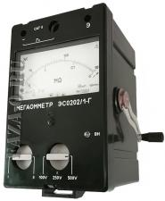 Мегаомметр ЭС0202/1Г цена