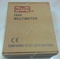 Мультиметр Mastech M7040 стрелочный купить
