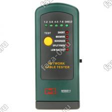 MS6811 кабельный тестер Mastech цена